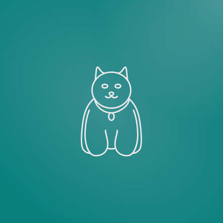 money cat: lucky cat