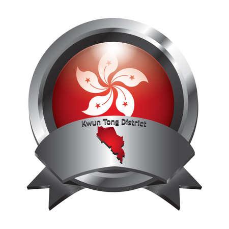 tong: kwun tong district map