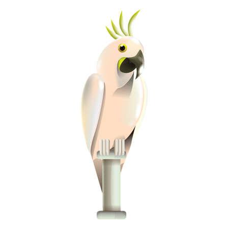 sassy: cockatoo Illustration