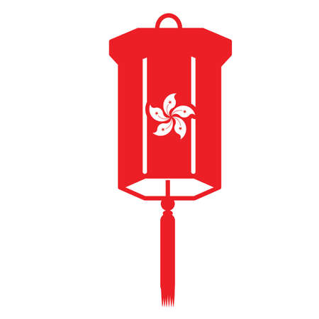 hongkong: lantern
