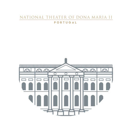 maria: national theater of dona maria ii