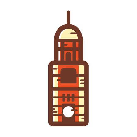 hongkong: clock tower