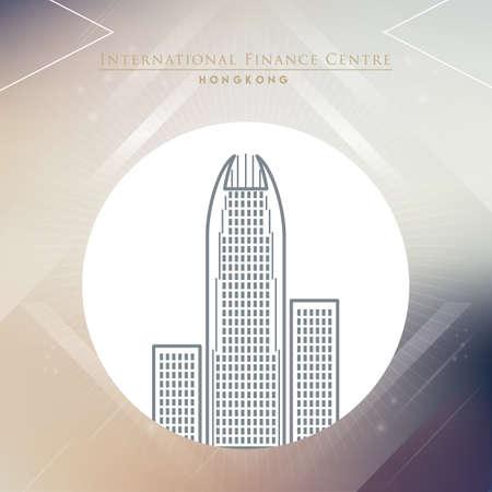 scraper: international finance center