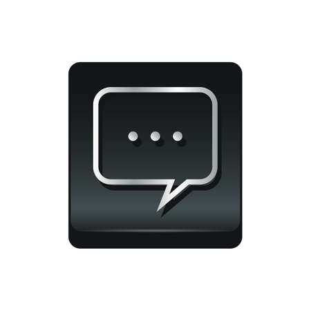 comment: comment icon Illustration