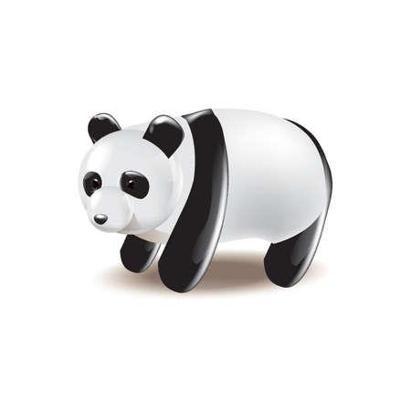 herbivorous animals: panda