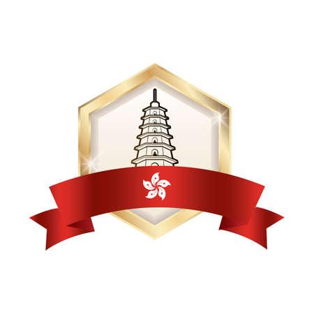 thousand: ten thousand buddhas monastery label