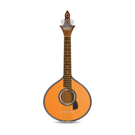 portuguese: portuguese guitar