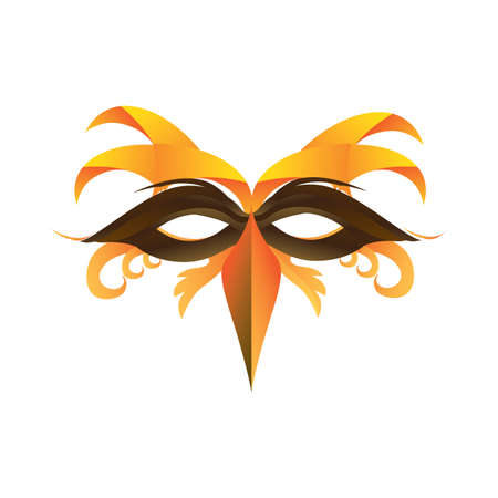festive occasions: carnival mask