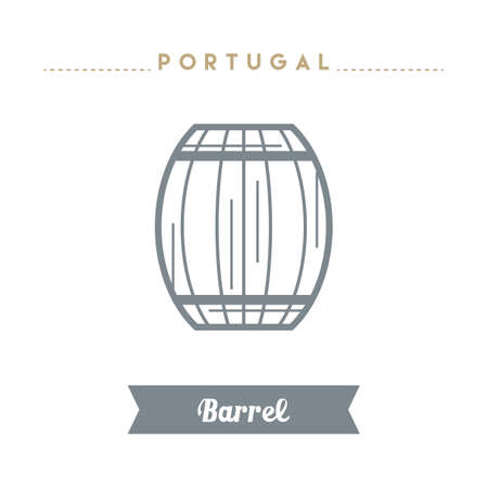 barrel: barrel Illustration
