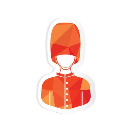 royal guard: royal guard sticker