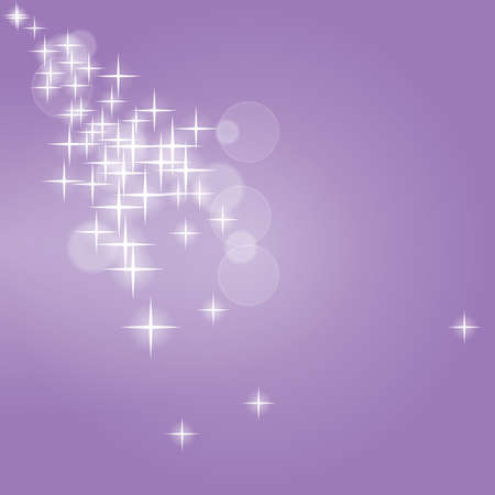 star: abstract star background