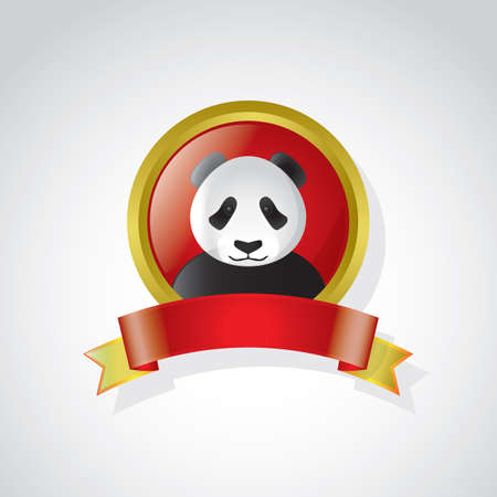 herbivorous animals: giant panda