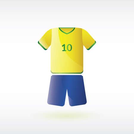 soccer uniform: soccer uniform