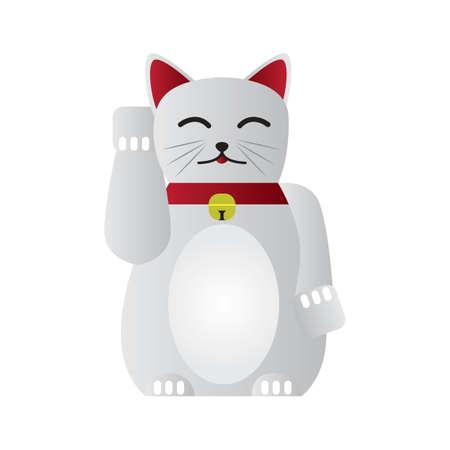 maneki neko: lucky cat
