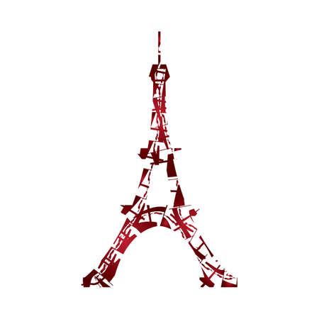built structure: eiffel tower