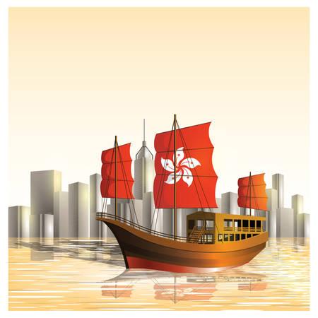 junk boat: junk boat