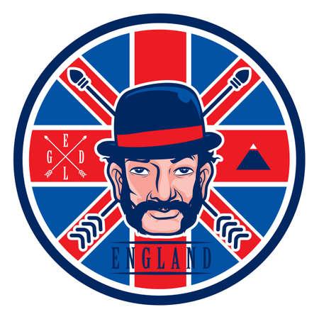uk: uk gentleman label