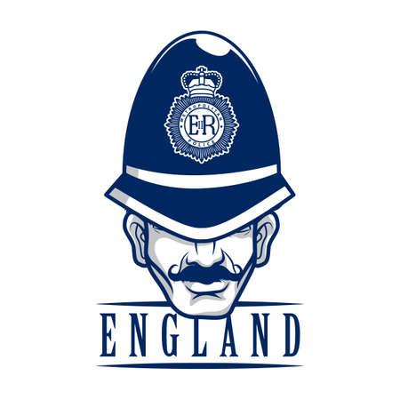 uk: uk policeman label