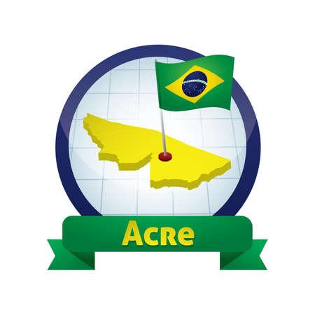 acre: acre map