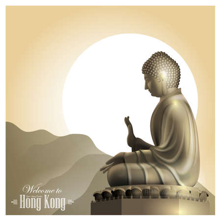tourist attraction: tian tan buddha