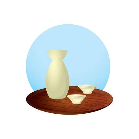 rice wine: sake