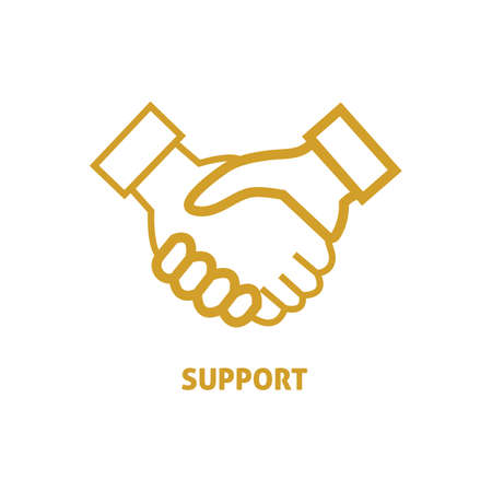 co operation: support