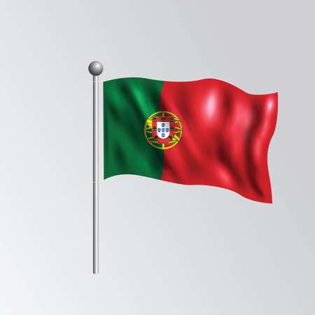 drapeau portugal: Drapeau du Portugal