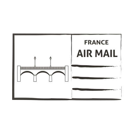 france air mail