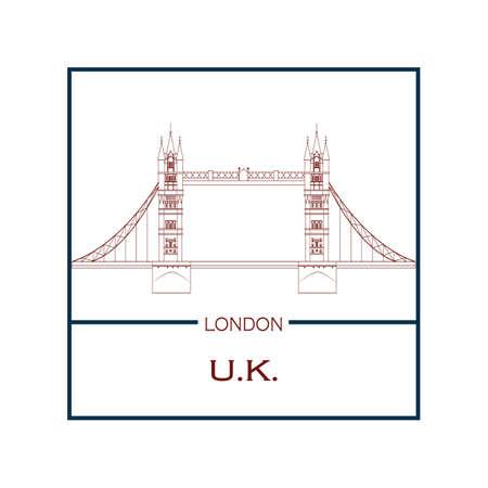 tourist attraction: tower bridge