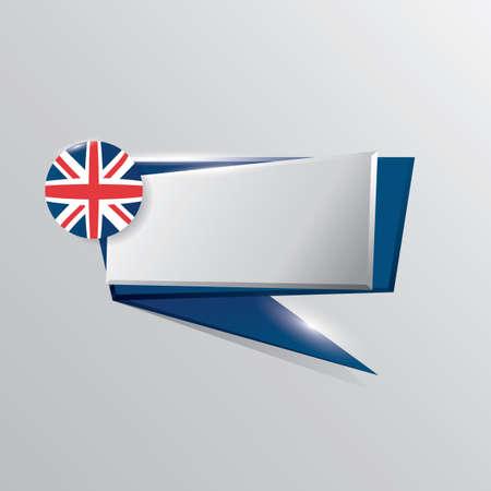 united kingdom: united kingdom banner Illustration