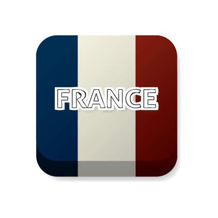 bandera francia: france, el indicador de Francia