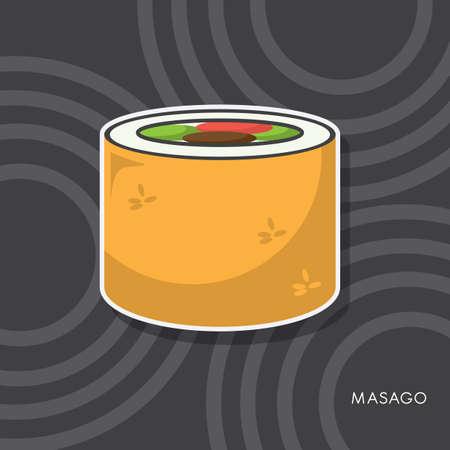 masago sushi