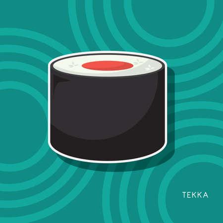 tekka: tekka sushi