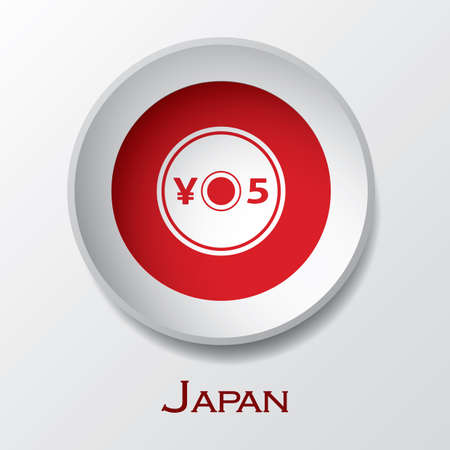 yen: yen symbol Illustration