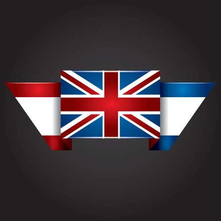 bandera reino unido: icono de la bandera del Reino Unido