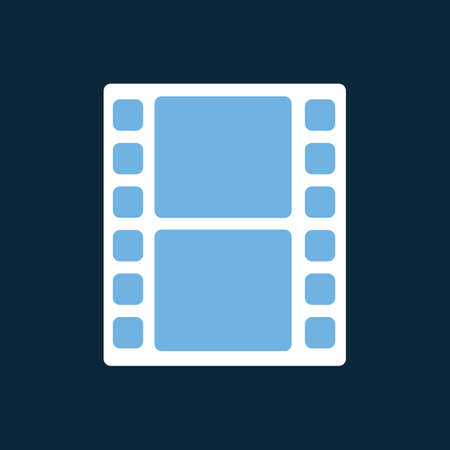 the icon: videos icon