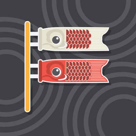 streamer: koinobori carp streamer