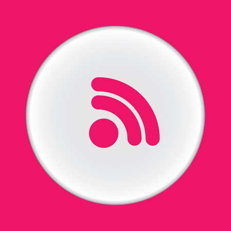 wireless: wireless signal icon Illustration