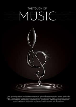 Cartel de música