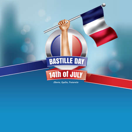 liberate: bastille day