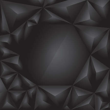 faceted: faceted background Illustration
