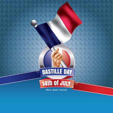 liberate: bastille day