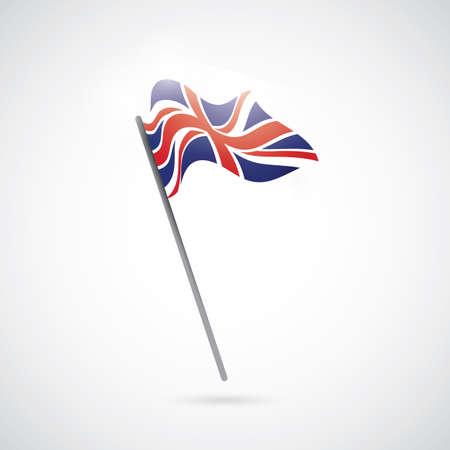 kingdom: united kingdom flag
