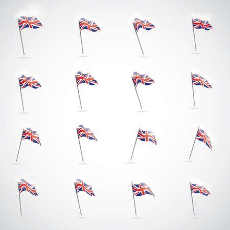 kingdom: united kingdom flags