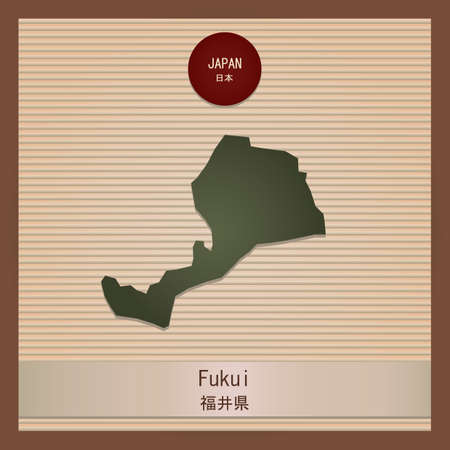 jurisdiction: fukui map