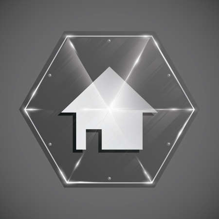 home: home icon Illustration