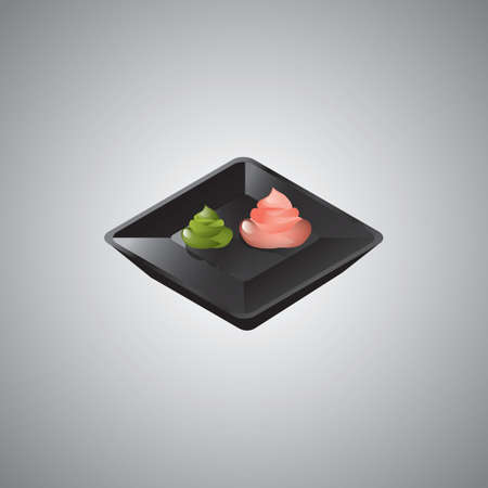 ginger and wasabi