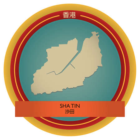 sha: sha tin map label