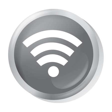 wifi icon: wifi icon Illustration