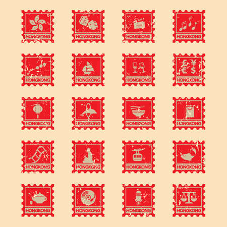 hong kong general icons